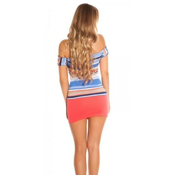 Majica Modročrta