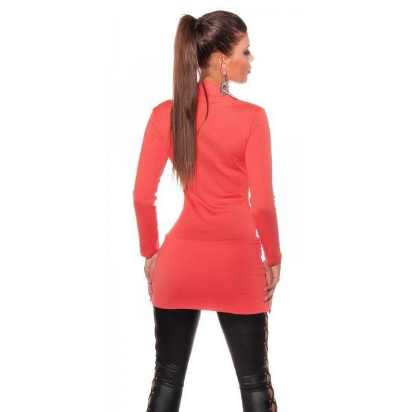 Oblekica Audiana, koralna