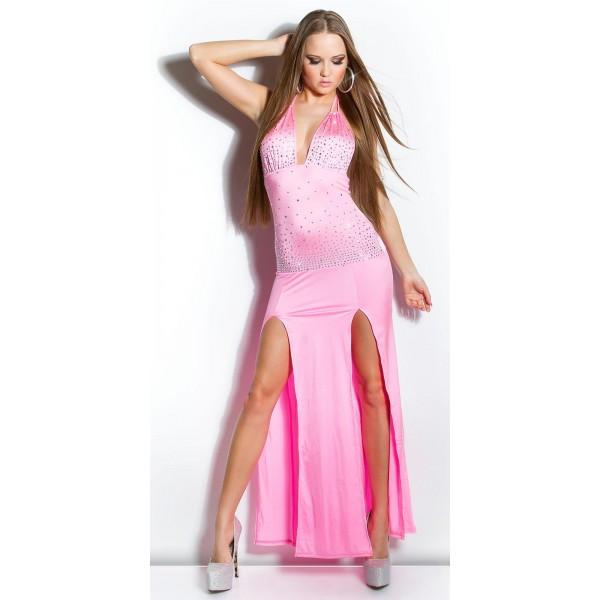 Obleka Sonja, roza