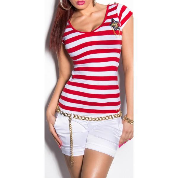 Majica T-shirt Marine, več barv