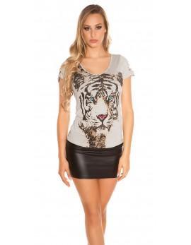 Majica Cat, Več barv