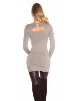 Dolg pulover Manya, več barv