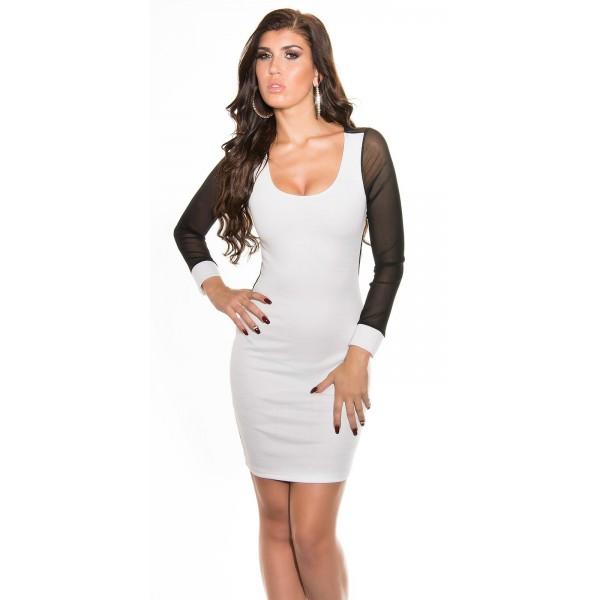 Oblekica White/black