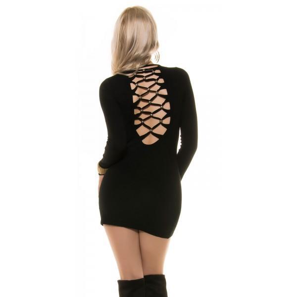 Oblekca CIK cak na hrbtu, več barv