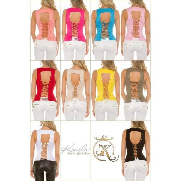 Top Laces, več barv