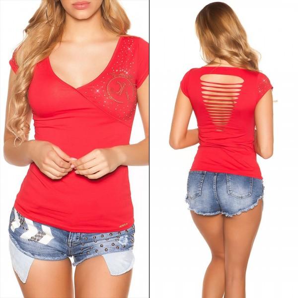 Majica T-shirt Evika, več barv