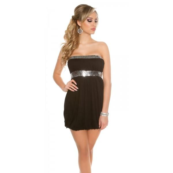 Oblekica BIna, črna