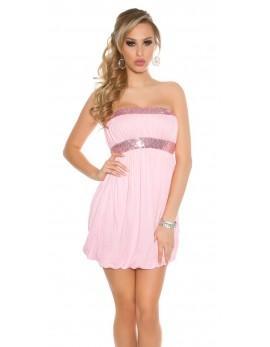 Oblekica Bina, roza