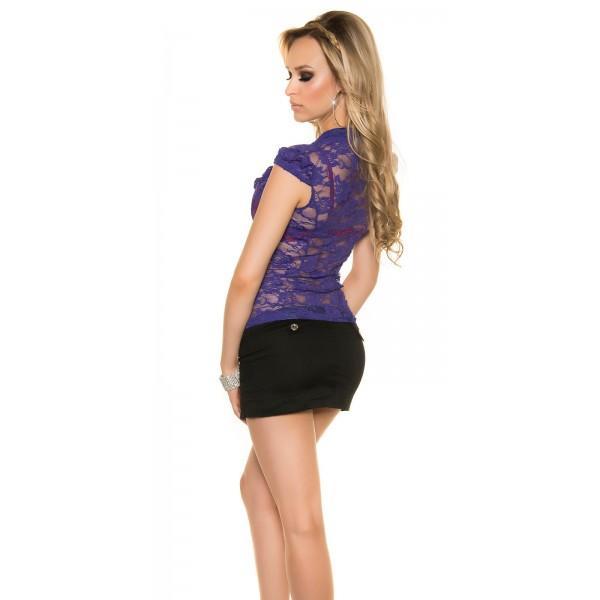 Bluza iz čipke Chiara, več barv