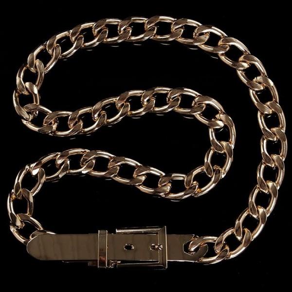 Kovinska verižica za okrog pasu