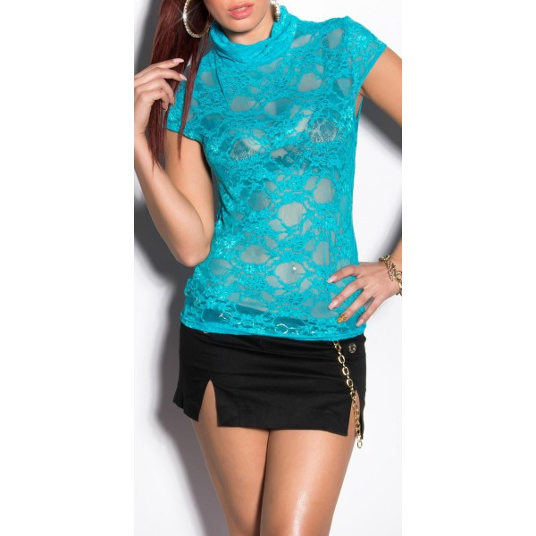 Majica Čipka, več barv