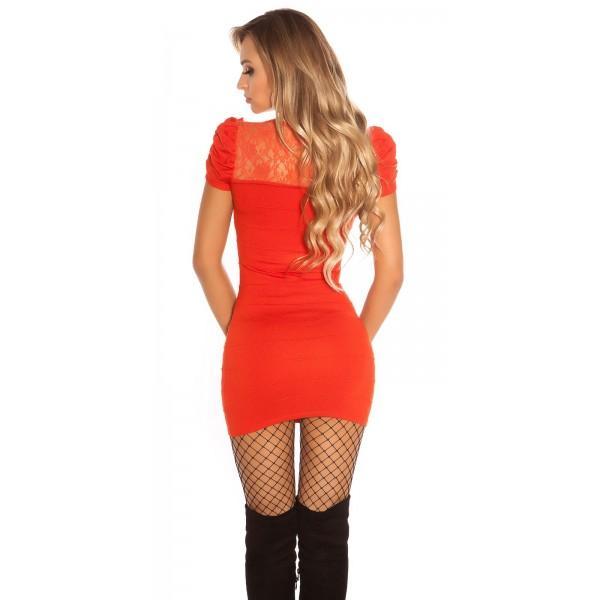 Oblekica s kratkimi rokavi Valentina