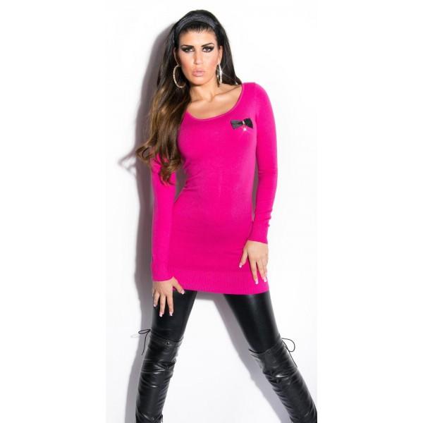 Daljši pulover Nives, več barv