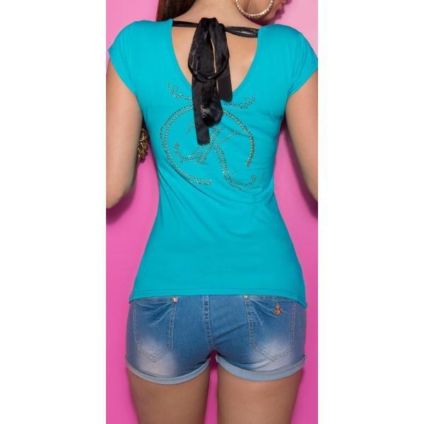 Majica T-shirt Nevi, več barv