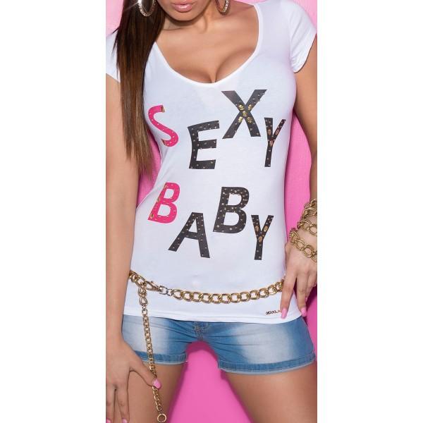 Ženska majica S-Baby