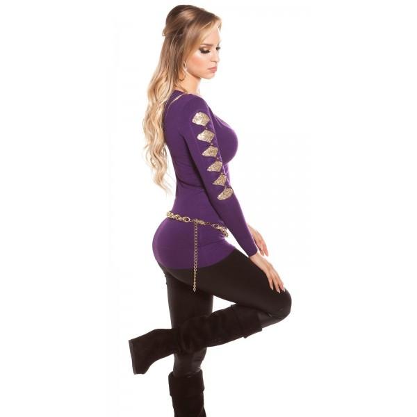 Daljši pulover Sofi, več barv