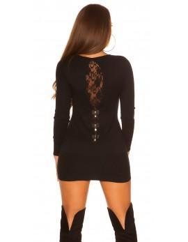 Puloverček Black&Lace