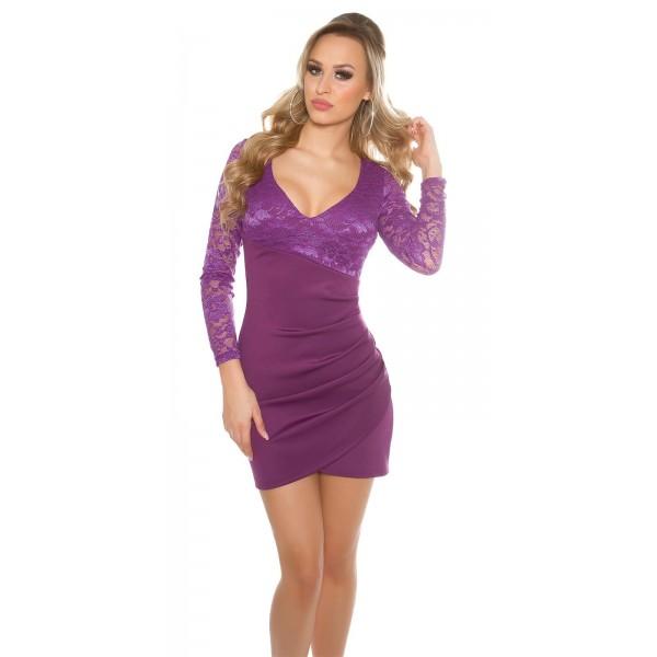 Obleka Sofia, več barv