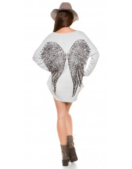 Pulover Angel wings